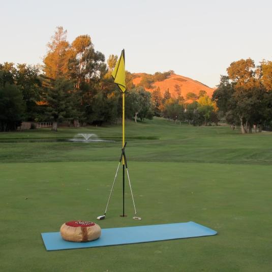 Yoga Golf